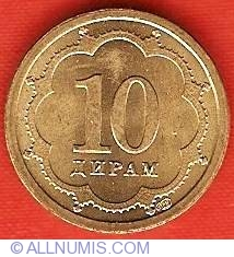 Image #2 of 10 Drams 2001