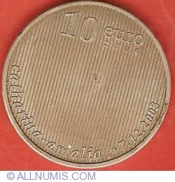 Image #2 of 10 Euro 2004 - Birth of Princess Catharina-Amalia