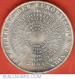 Image #2 of 10 Euro 2004 F - European Union