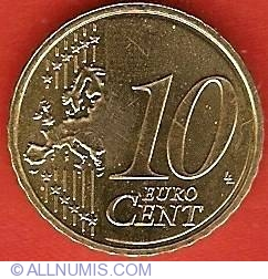 Image #2 of 10 Eurocent 2007