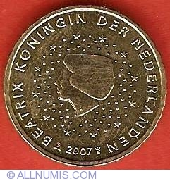 Image #1 of 10 Eurocent 2007