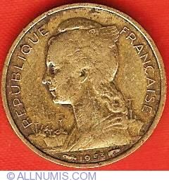 Image #2 of 10 Francs 1953