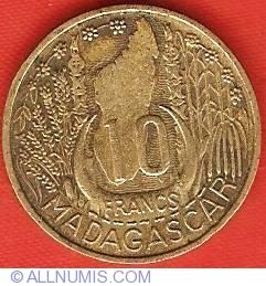 Image #1 of 10 Francs 1953