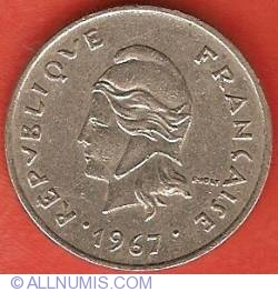 Image #1 of 10 Francs 1967