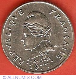 Image #1 of 10 Francs 1977
