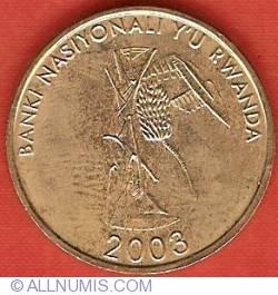 Image #1 of 10 Francs 2003