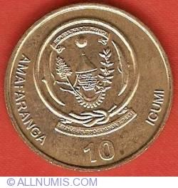Image #2 of 10 Francs 2003