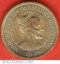 Imaginea #1 a 10 Kroner 2005 - Hans Christian Andersen - Ratusca cea urata