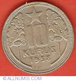 Image #2 of 10 Kurus 1938