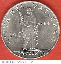 Image #2 of 10 Lire 1964 (II)