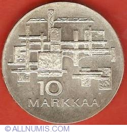 Image #2 of 10 Markkaa 1967 - 50th Anniversary of Independence