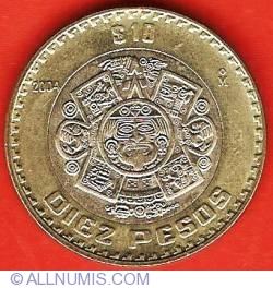 Image #2 of 10 Pesos 2004