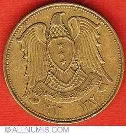 Imaginea #1 a 10 Piastres 1962 (AH 1382)