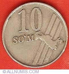 Image #2 of 10 So'm 2001