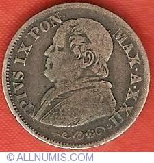 Image #1 of 10 Soldi (50 Centesimi) 1867 (XXII)