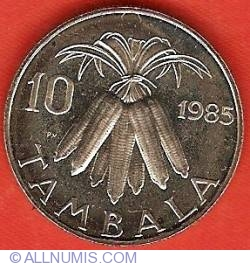 Imaginea #2 a 10 Tambala 1985