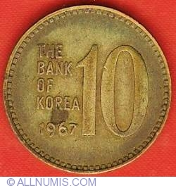 10 Won 1967