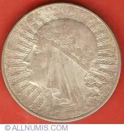 Imaginea #2 a 10 Zlotych 1933