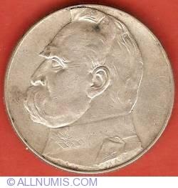 Image #2 of 10 Zlotych 1936 - Pilsudski