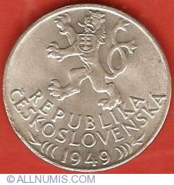 Image #1 of 100 Korun 1949 - Jihlava Mining Privileges