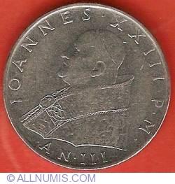 Image #1 of 100 Lire 1961 (III)