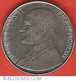 Image #1 of 100 Lire 1980 (II)