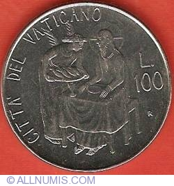 Image #2 of 100 Lire 1981 (III)