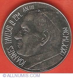 Image #1 of 100 Lire 1981 (III)