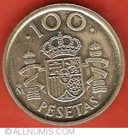 Image #2 of 100 Pesetas 1992