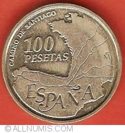 Image #1 of 100 Pesetas 1993