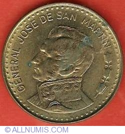 Image #2 of 100 Pesos 1981