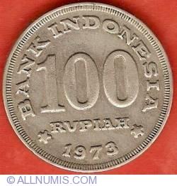 Image #1 of 100 Rupiah 1973