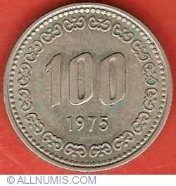 Image #2 of 100 Won 1975