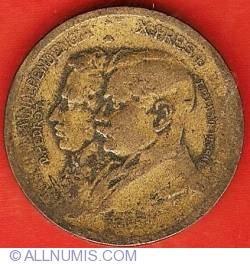 Image #1 of 1000 Reis 1922 - Independence Centennial