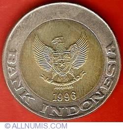 Image #1 of 1000 Rupiah 1996