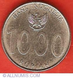 Image #1 of 1000 Rupiah 2010