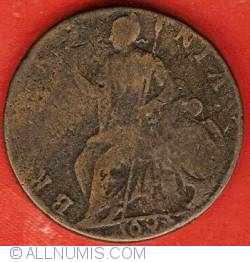 Image #2 of 1/2 Penny 1694