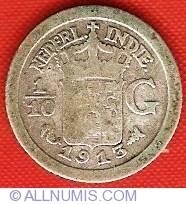 Image #2 of 1/10 Gulden 1913