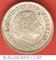 Imaginea #1 a 1/10 Gulden 1957
