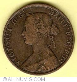 Halfpenny 1861
