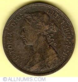 Halfpenny 1887