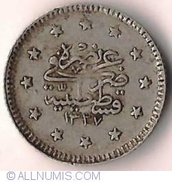 1 Kurush 1910 (AH1327/2)