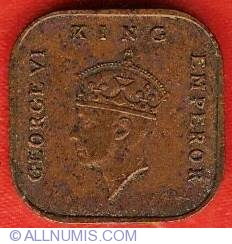 Image #1 of 1/2 Cent 1940