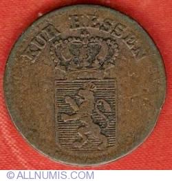 1/2 Kreuzer 1824