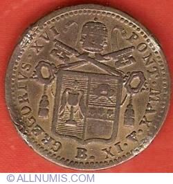 Image #1 of 1/2 (Mezzo) Baioccho 1839 (IX)