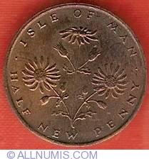 Imaginea #2 a 1/2 New Penny 1975