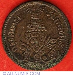 Image #1 of 1/2 Pai (1/64 Baht) 1882 (CS1244)