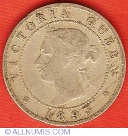 Image #1 of 1/2 Penny 1893