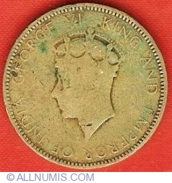 Image #1 of 1/2 Penny 1937