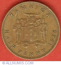 Image #2 of 1/2 Penny 1965